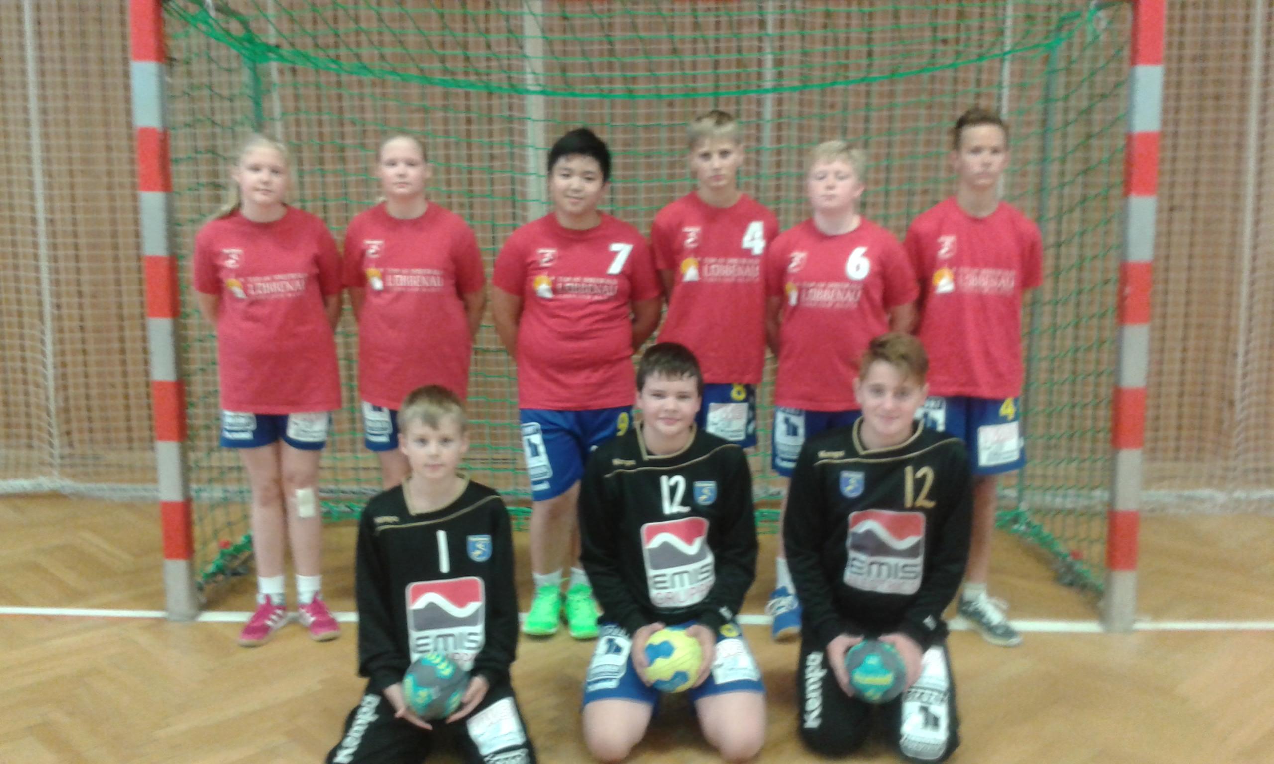 D-Jugend feiert Erfolg gegen Cottbus
